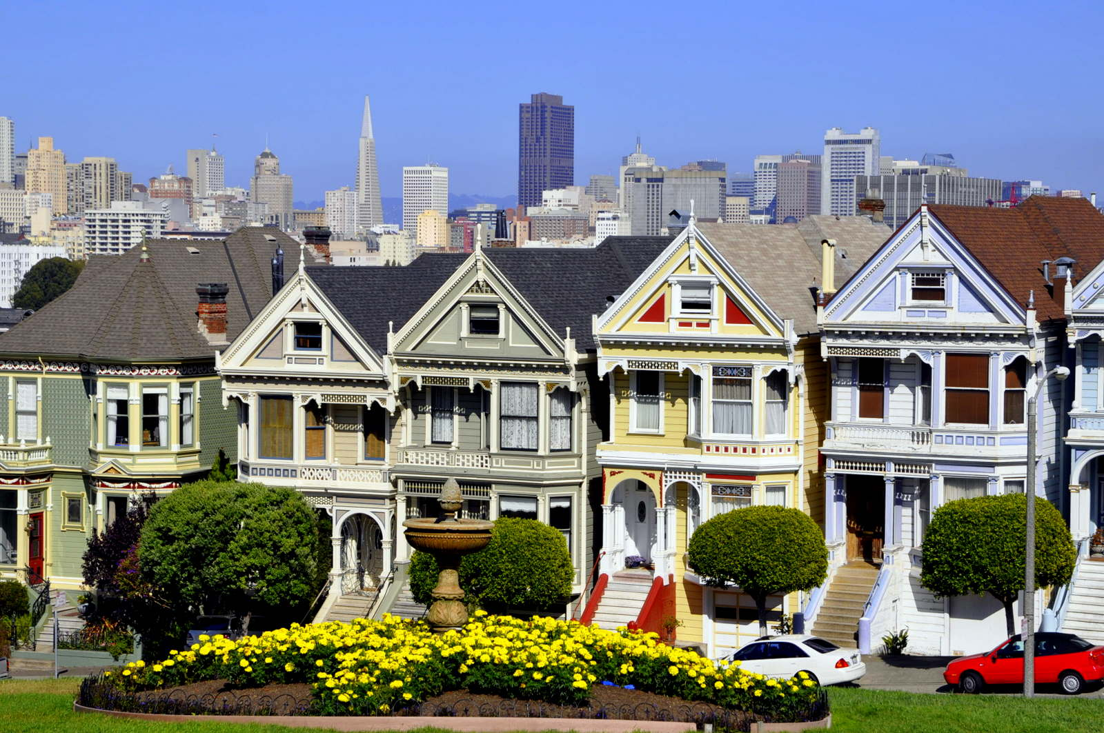 Style of houses in san francisco